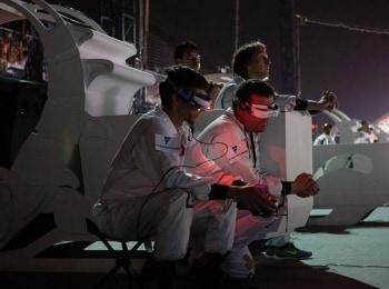 программа Русский Экстрим: Чемпионат мира по гонкам на дронах