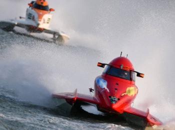 программа Русский Экстрим: Чемпионат мира по водно моторному спорту Формула 1 Этап 5, Ценстар Гран при Китая Китай