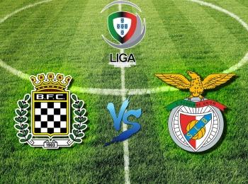 Чемпионат Португалии Боавишта — Бенфика В перерыве — Новости футбола в 14:00 на канале Футбол3