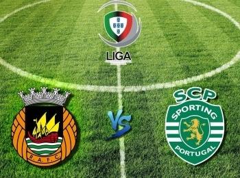 Чемпионат Португалии Риу Аве — Спортинг в 13:35 на канале