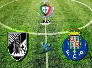 Чемпионат Португалии Витория Гимарайнш — Порту в 23:35 на канале