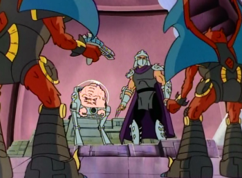 программа 2х2: Черепашки мутанты ниндзя Суд над черепахами