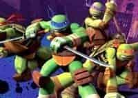 программа Nickelodeon: Черепашки ниндзя Вызов