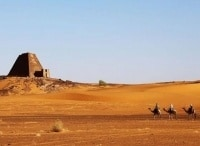 программа National Geographic: Черные фараоны: империя золота