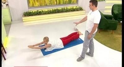 программа НТВ: Чудо техники Устройства при болях в спине