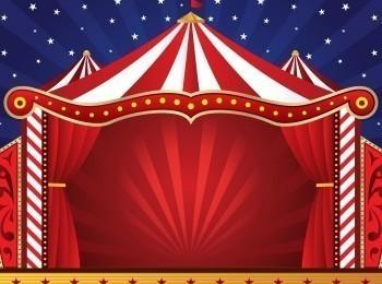 Цирк зажигает огни кадры