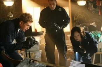 программа Sony Turbo: CSI: Место преступления За Гедду