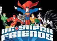 DC суперфрендс в 13:00 на канале