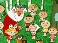 программа Наше любимое: Дед Мороз и лето