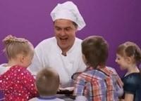 программа ЕДА: Дети, за стол! Картофельные лодочки с треской и десерт из творога
