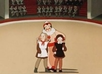 Девочка в цирке