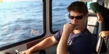 программа National Geographic: Дикий тунец Крах сезона ловли тунца