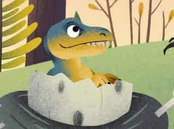 Динозавры-Олоротитан