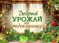 Добрый урожай на подоконнике 10 серия в 15:30 на канале