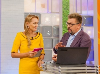 Доктор И Победа над инсультом в 08:00 на канале ТВ Центр