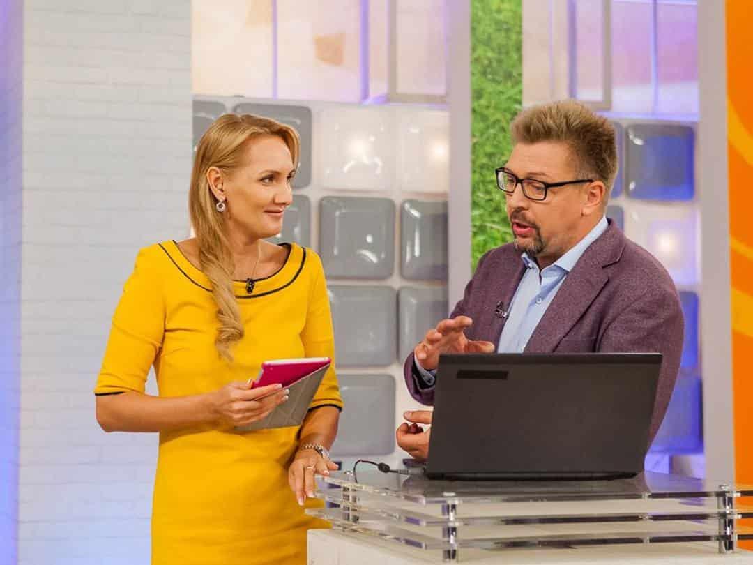 Доктор И Популярные процедуры в косметологии в 08:10 на канале ТВ Центр