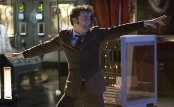 программа Sony Sci-Fi: Доктор Кто Барабанная дробь
