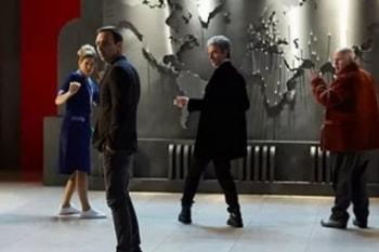 программа Sony Sci-Fi: Доктор Кто Далеки на Манхэттене