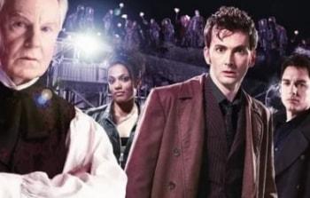 программа Sony Sci-Fi: Доктор Кто Последний повелитель времени