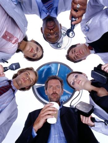 программа ТВ 1000: Доктор Хаус Иголка в стоге сена