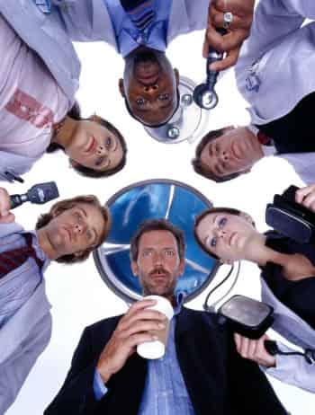 программа ТВ 1000: Доктор Хаус Из огня да в полымя