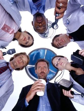 программа ТВ 1000: Доктор Хаус Изоляция