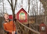 программа Усадьба: Дома на деревьях 6 серия