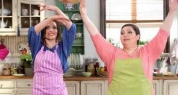 программа Домашний: Домашняя кухня