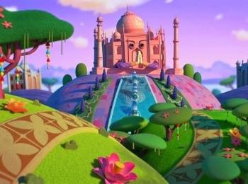 Домики-Храм-неба