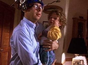 программа Канал Disney: Дорогая, я увеличил ребёнка