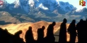 программа History2: Древние пришельцы Пришельцы и загадочные горы