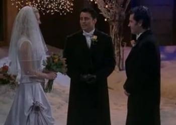 программа Paramount Comedy Russia: Друзья Эпизод со свадьбой Фиби