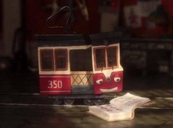 программа Мультиландия: Два трамвая