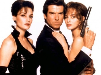 Джеймс Бонд агент 007: Золотой глаз в 00:30 на канале РЕН ТВ