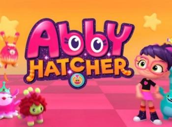 программа Nickelodeon: Эбби Хэтчер Малышка До потеряла пустышку / Шеф Бэт