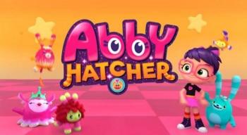 программа Nickelodeon: Эбби Хэтчер Шеф Кудряшка / Боязнь кошек