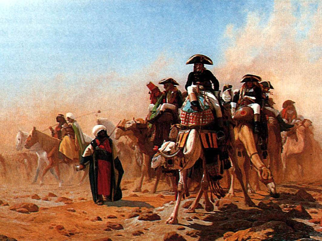 программа Россия Культура: Египетский поход Наполеона Бонапарта Завоевание