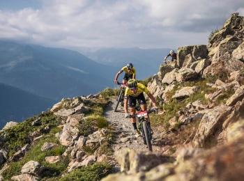 программа Русский Экстрим: Экстремальная велогонка Swiss Epic 2020