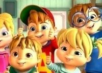 программа Nickelodeon: Элвиннн!!! и бурундуки Тайный огород Джанет Поиски сокровищ