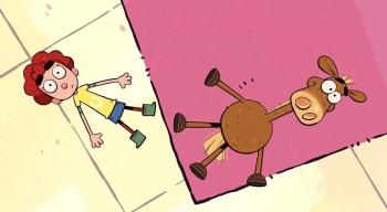 программа Nickelodeon: Это Пони Школьные танцы / Речь папы