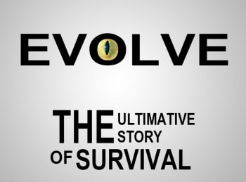программа History2: Эволюция Битва за жизнь Размер