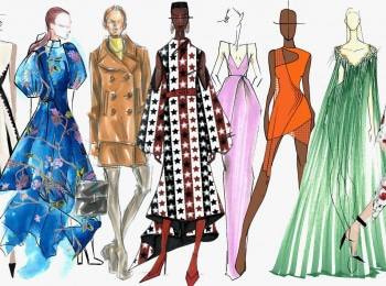 программа Fashion One: Fashion Collections New York Delpozo, Cushnie Et Ochs, Brooks Brothers, Creatures Of The Wind