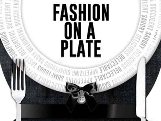 Fashion On a Plate Season 3 Ep2 в 11:00 на канале