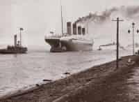 Фатальный пожар на Титанике в 16:25 на канале