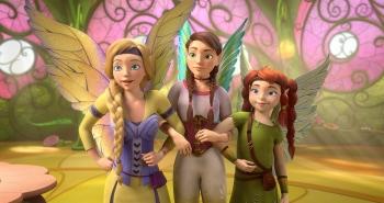 программа Канал Disney: Феи: Тайна страны драконов