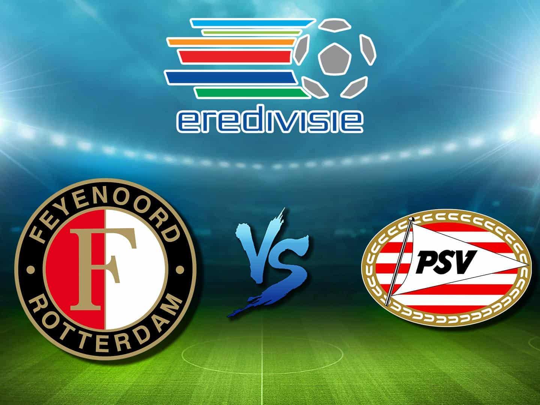 Фейеноорд ПСВ Чемпионат Голландии Сезон 19/20 в 13:25 на канале