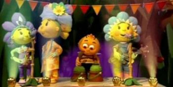 Фифи и цветочные малыши 6 серия в 10:32 на JimJan