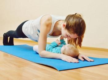 программа Живи: Фитнес мама