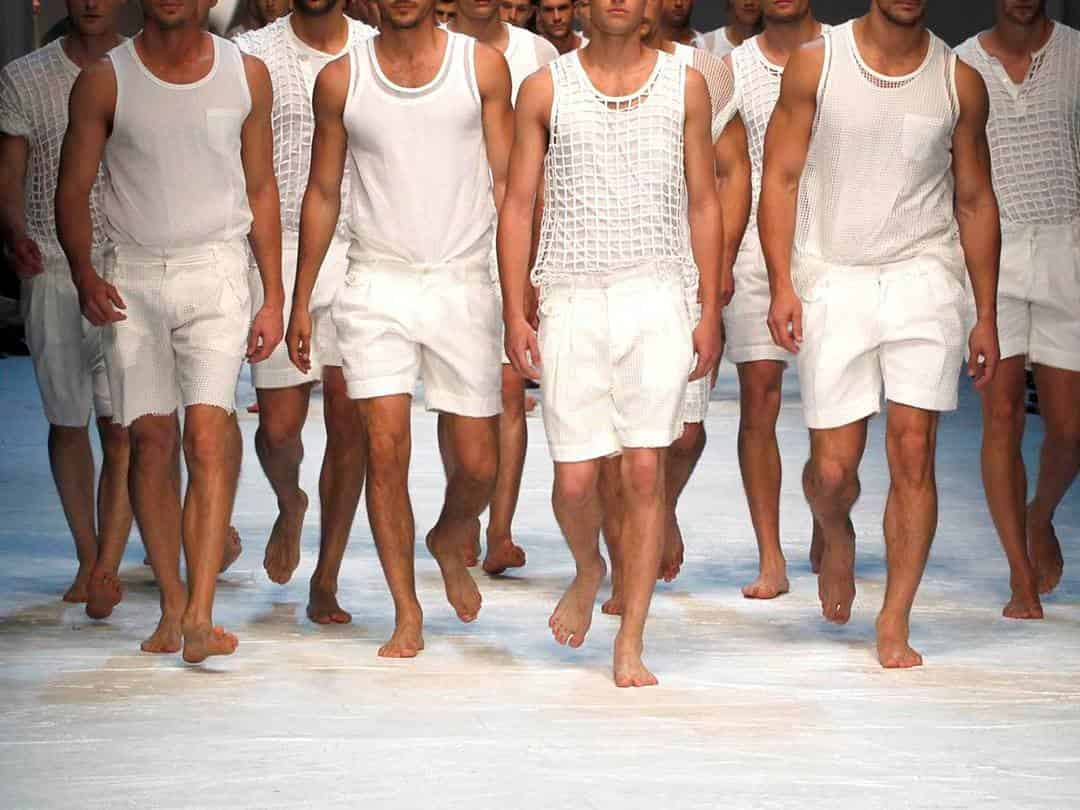 программа Fashion One: From The Runway Men