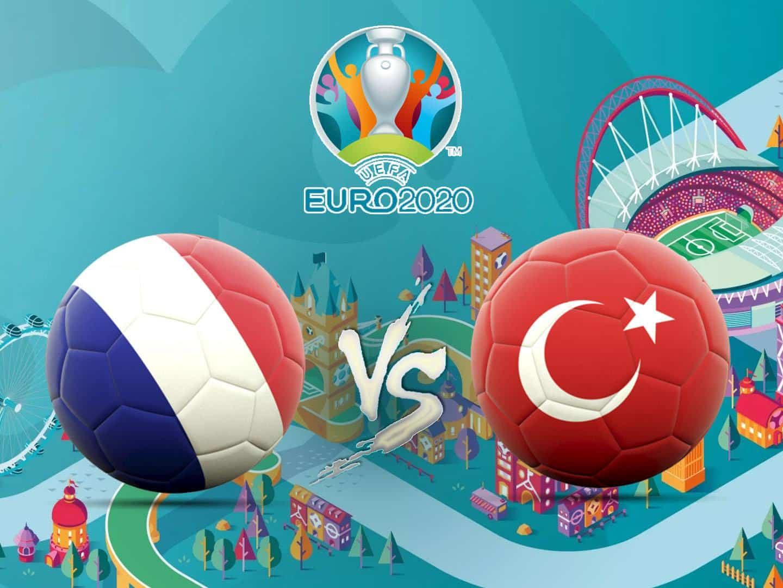 Футбол Чемпионат Европы 2020 Отборочный турнир Франция Турция в 10:30 на канале Матч ТВ